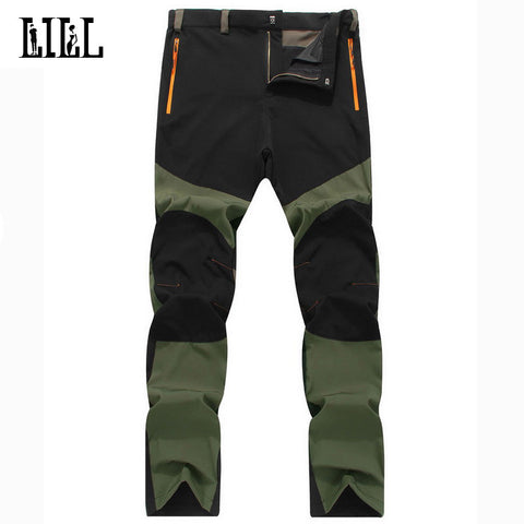 Military Style Breathable Men's Summer Thin Pants