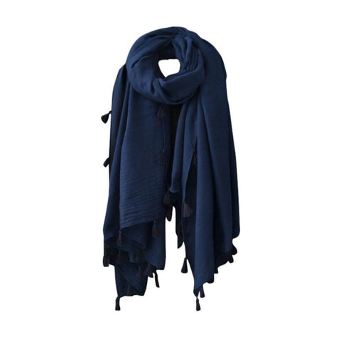 Long Large Scarf Wrap 3 Colors