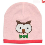 Baby Kids Autumn Winter Warm Hat