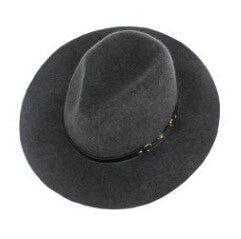 Winter 100% Wool Fedoras Hats Women Vintage Cap Hat