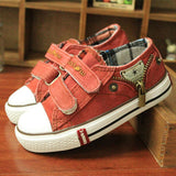 New Arrived  Children Shoes Kids Canvas Sneakers