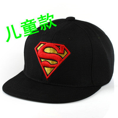 New Brand Kids Baby 3-8 Years Cool Snapback Hat Children Baseball Cap