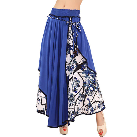 Fashion Hight Waist Maxi Skirts Womens