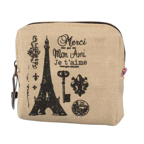 2015 New Womens Mini japan Canvas Retro Lady coin purse