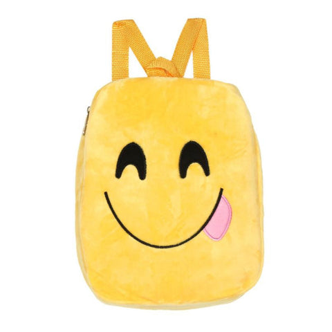 Xiniu Women Cute Emoji  Shoulder School Child Bag