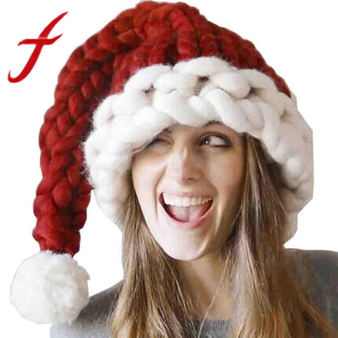 Handmade Wool Christmas Hat