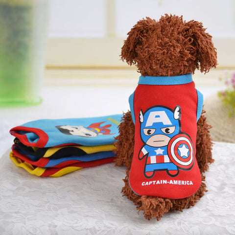 Hot Fashion Puppy Shirt Pet weater