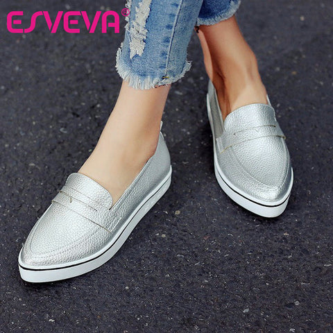 Fashion White Women Shoes Women Casual Shoes