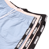 Solid Logo Tape Seam Shorts