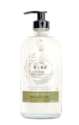The Bare Home Hand Soap (Bergamot & Lime)