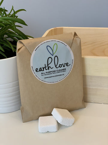 Earth Love All-Purpose Cleaner Tablets