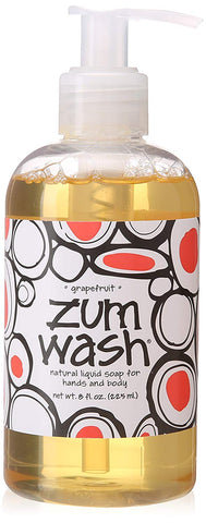 ZUM Wash Liquid Soap (Grapefruit)