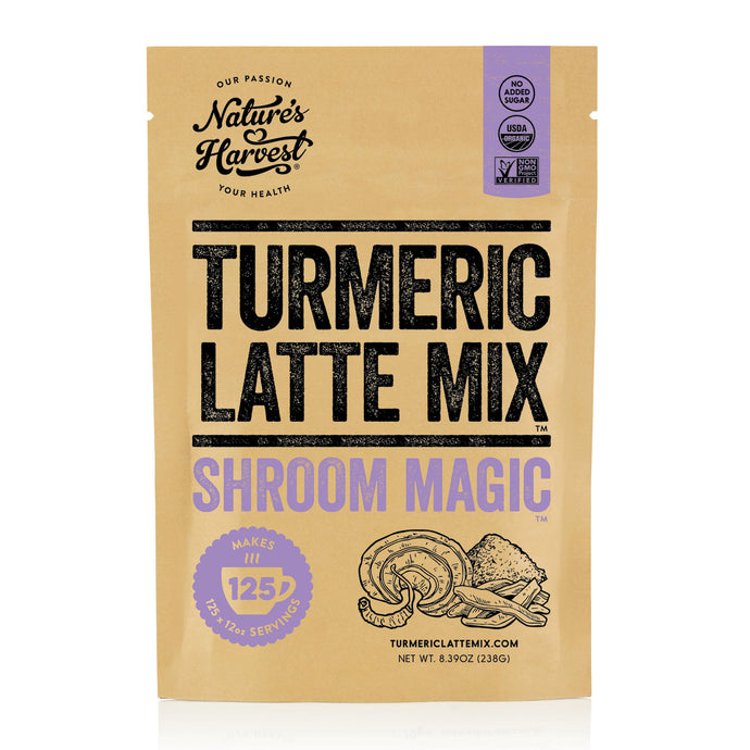 SHROOM MAGIC™ 125 Serves 8.40oz Refill Pack