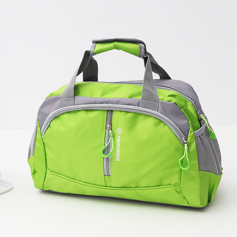 Trendy Yoga Gym Bag With Water Bottle Pouch 2017 Model TopToys