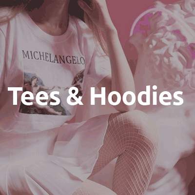 Tees & Hoodies