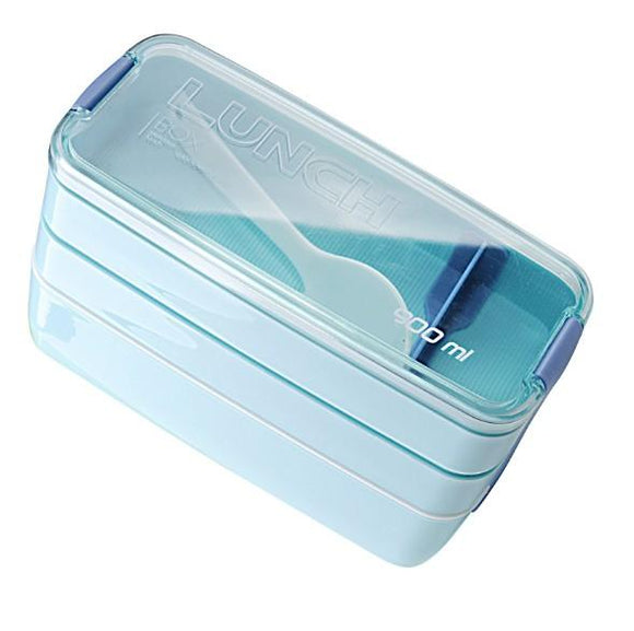 3 Tier Bento Lunch Box