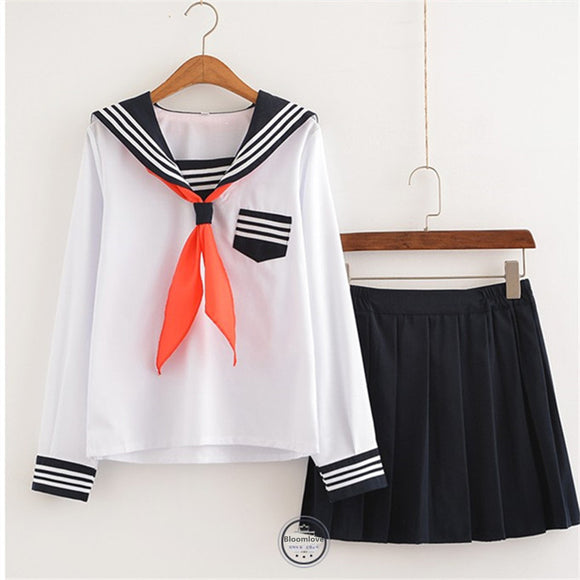 Casual Japanese / Korean Student Uniform