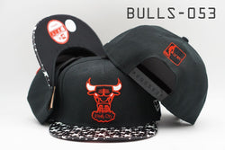 Topi Import Snapback Hiphop CHICAGO BULLS Series