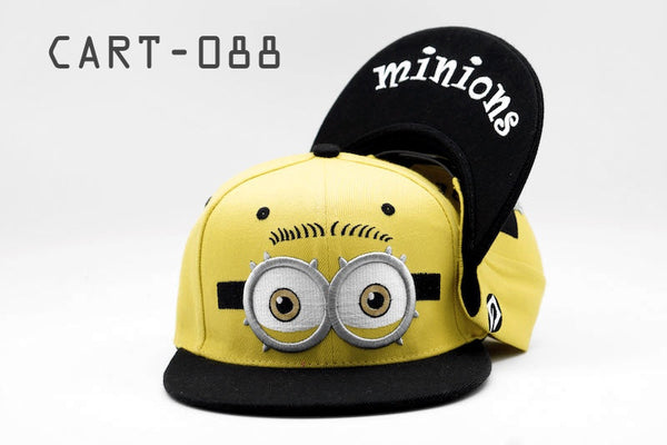 Snapback cap Import Minion Series