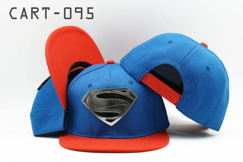 Topi Import Snapback Hiphop caps SUPERMAN Series