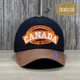 Topi Baseball Import CANADA Wood Style
