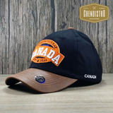 Topi Baseball Import CANADA Wood Series