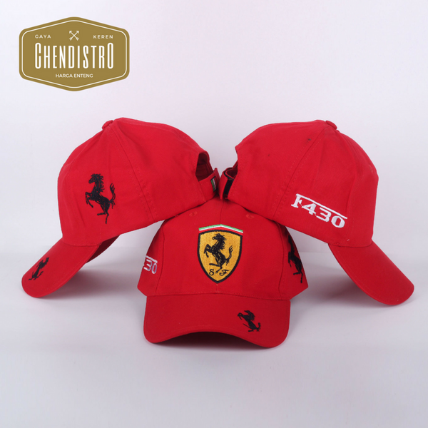 Topi Baseball Import  FERRARI-F430 Car Series