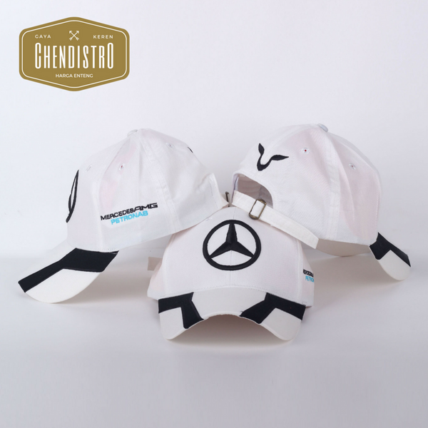 Topi Baseball Import MERCEDES Car Series