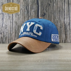 Topi Baseball Import NYC Wood Style