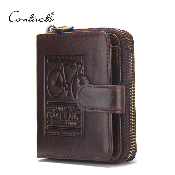 Premium Men Genuine Leather Wallets