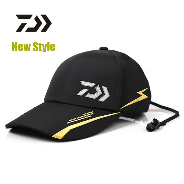 DAIWA Fishing Hat Outdoor Summer Caps 2017 New Model