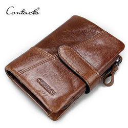 New Arrival Genuine Leather Wallet Standstone