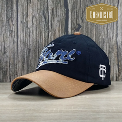 Topi Baseball Import TICENT Wood Style
