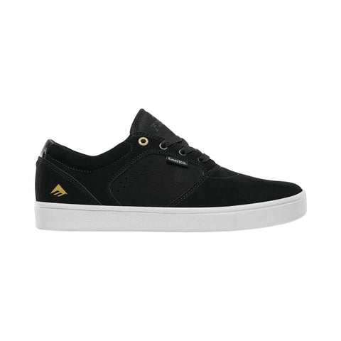 Emerica Figgy Dose Black White Gold - 50-50 Skate Shop