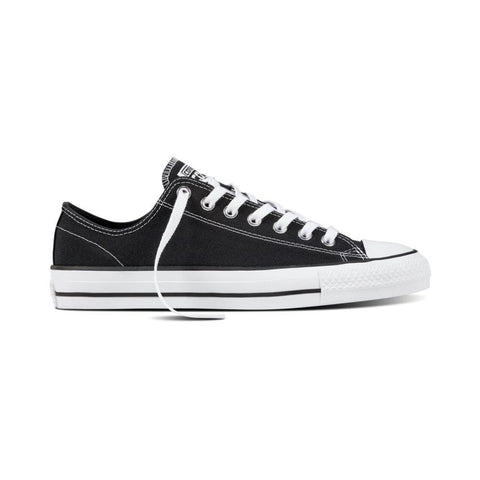 2f2b4f5090715a Converse CONS CTAS Pro Low Canvas Black White - 50-50 Skate Shop