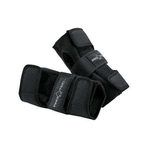 Pro Tec Street Skate Wrist Guards Black - 50-50 Skate Shop