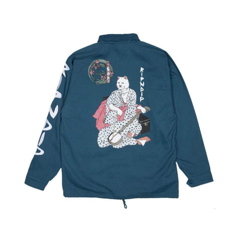 Ripndip Warrior Cotton Jacket Sea Foam