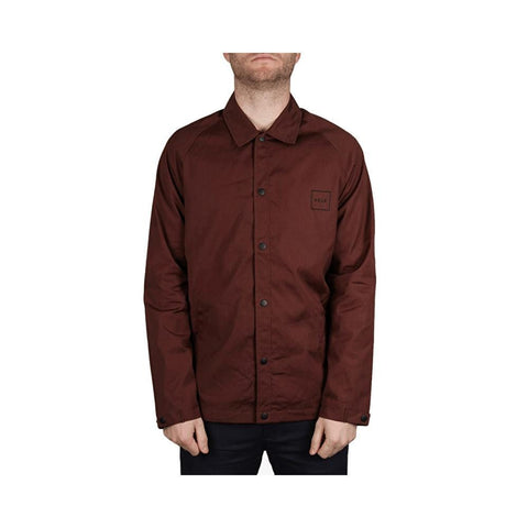 Krew Buttermaker Jacket OxBlood-50-50 Skate Shop