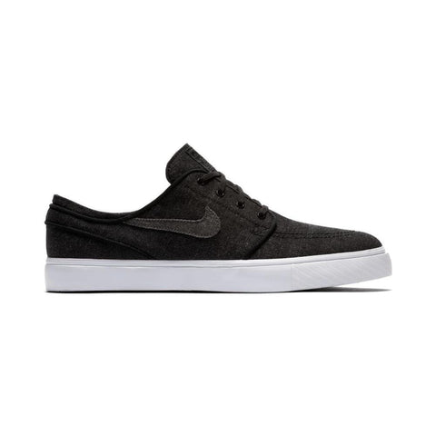 Nike SB Zoom Stefan Janoski Canvas Deconstructed Black Anthracite White Hyper Royal-50-50 Skate Shop