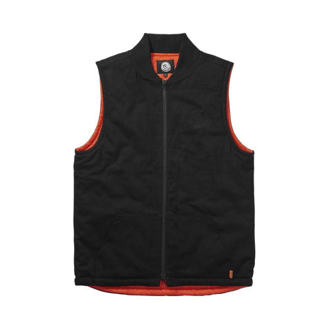 Emerica x Funeral French Vest Black-50-50 Skate Shop