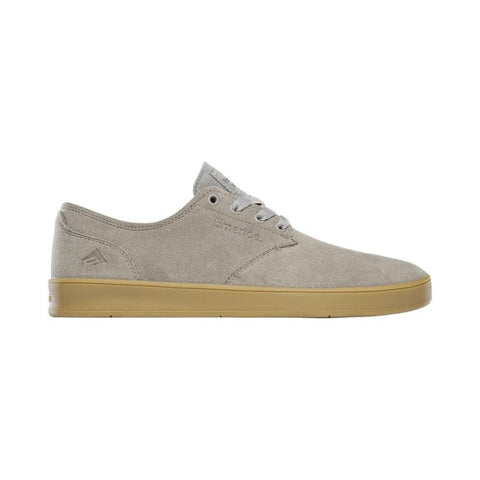 Emerica The Romero Laced Warm Grey Tan - 50-50 Skate Shop