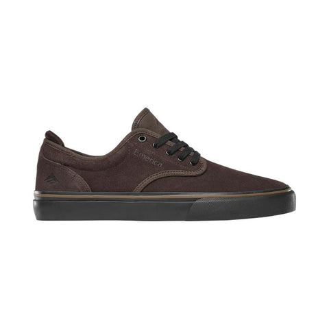 Emerica Wino G6 Brown Black Tan - 50-50 Skate Shop