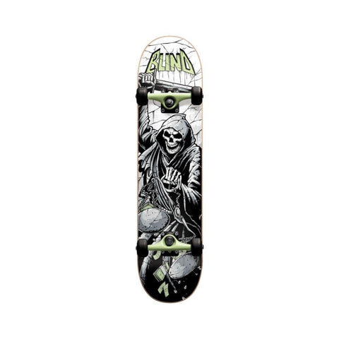 "Blind Complete Justice Prem Youth 7.25"" MID Green"