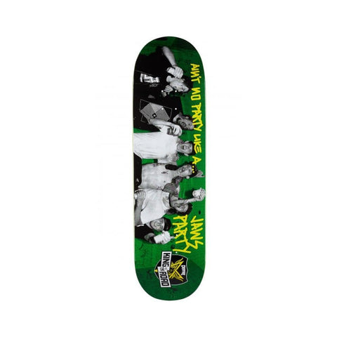 "Creature Skateboard Deck KOTP Jaws Party 8.8"" x 32.5"" - 50-50 Skate Shop"