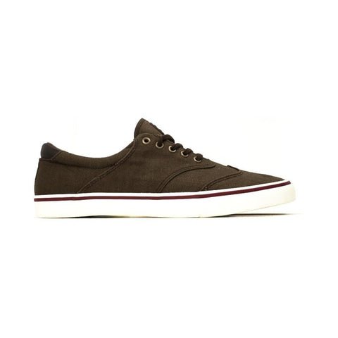 Gravis Filter Wingtip Brown Herringbone-50-50 Skate Shop