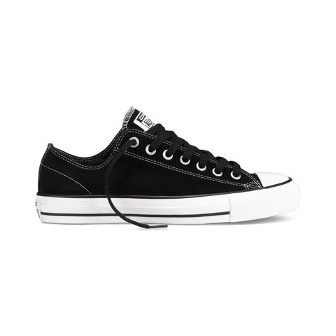 Converse CONS CTAS Pro Low Suede Black/White-50-50 Skate Shop