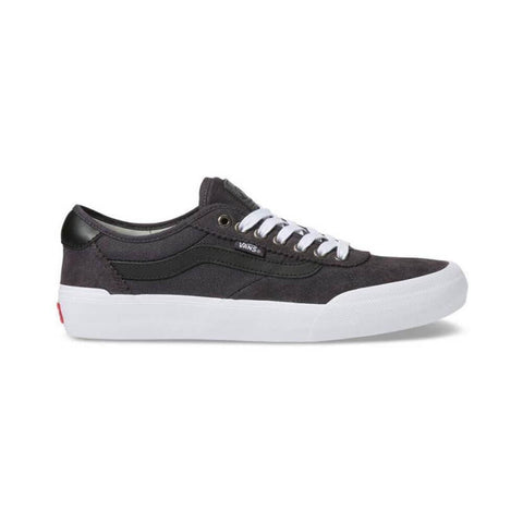 Vans Chima Pro 2 (Heavy Canvas) Obsidian Drizzle - 50-50 Skate Shop