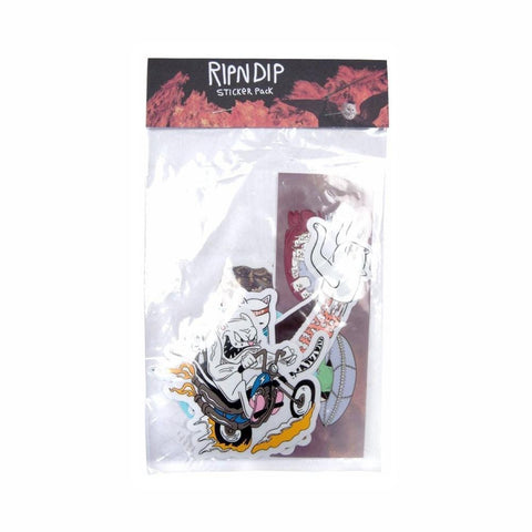 Ripndip Fall 2018 Sticker Pack - 50-50 Skate Shop