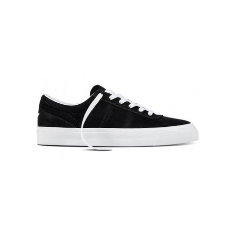 Converse One Star CC Pro Suede Low Black White White-50-50 Skate Shop
