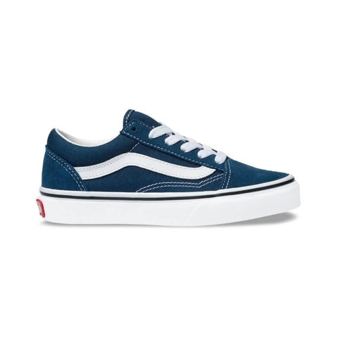 Vans Kids Old Skool Gibraltar Sea True White - 50-50 Skate Shop